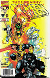 Cover Thumbnail for The Uncanny X-Men (1981 series) #356 [Newsstand Edition]