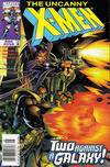 Cover Thumbnail for The Uncanny X-Men (1981 series) #358 [Newsstand Edition]