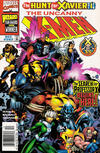 Cover Thumbnail for The Uncanny X-Men (1981 series) #362 [Newsstand Edition]