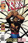 Cover Thumbnail for The Uncanny X-Men (1981 series) #371 [Newsstand Edition]