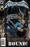 Cover for Nightwing (DC, 1996 series) #57 [Newsstand]