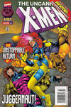 Cover for The Uncanny X-Men (Marvel, 1981 series) #334 [Newsstand]