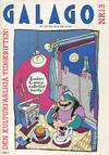 Cover for Galago (Atlantic Förlags AB; Tago, 1980 series) #13