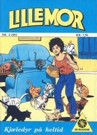 Cover Thumbnail for Lillemor (Serieforlaget / Se-Bladene / Stabenfeldt, 1969 series) #4/1991