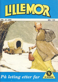 Cover Thumbnail for Lillemor (Serieforlaget / Se-Bladene / Stabenfeldt, 1969 series) #25/1990