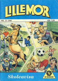 Cover Thumbnail for Lillemor (Serieforlaget / Se-Bladene / Stabenfeldt, 1969 series) #23/1990
