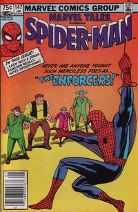 Cover Thumbnail for Marvel Tales (Marvel, 1966 series) #147 [Canadian]