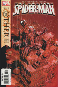 Cover Thumbnail for The Amazing Spider-Man (Marvel, 1999 series) #525 [Direct Edition]