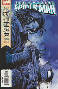 Cover for The Amazing Spider-Man (Marvel, 1999 series) #526 [Direct Edition]