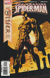 Cover Thumbnail for The Amazing Spider-Man (Marvel, 1999 series) #528 [Direct Edition]