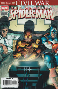 Cover Thumbnail for The Amazing Spider-Man (Marvel, 1999 series) #531 [Direct Edition]