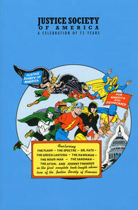 Cover Thumbnail for Justice Society of America: A Celebration of 75 Years (DC, 2015 series)