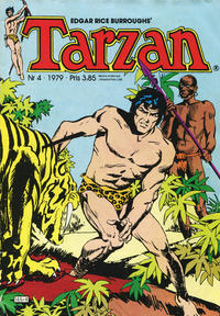 Cover Thumbnail for Tarzan (Atlantic Förlags AB, 1977 series) #4/1979