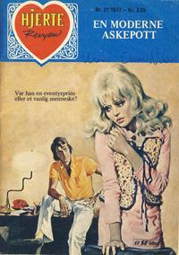 Cover Thumbnail for Hjerterevyen (Serieforlaget / Se-Bladene / Stabenfeldt, 1960 series) #21/1977