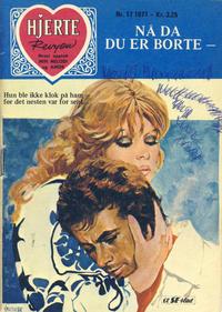 Cover Thumbnail for Hjerterevyen (Serieforlaget / Se-Bladene / Stabenfeldt, 1960 series) #17/1977