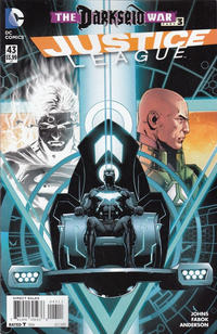 Cover Thumbnail for Justice League (DC, 2011 series) #43 [Direct Sales]
