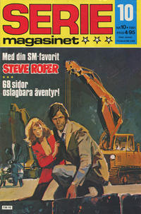 Cover Thumbnail for Seriemagasinet (Semic, 1970 series) #10/1981