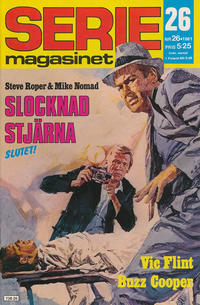 Cover Thumbnail for Seriemagasinet (Semic, 1970 series) #26/1981