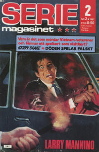 Cover Thumbnail for Seriemagasinet (Semic, 1970 series) #2/1987