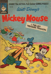 Cover Thumbnail for Walt Disney's Mickey Mouse (W. G. Publications; Wogan Publications, 1956 series) #74