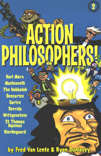 Cover Thumbnail for Action Philosophers Giant-Sized Thing (Evil Twin Comics, 2006 series) #2