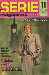 Cover Thumbnail for Seriemagasinet (Semic, 1970 series) #11/1985