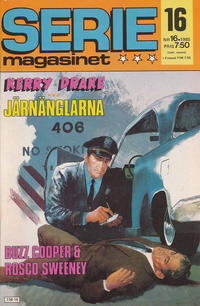 Cover Thumbnail for Seriemagasinet (Semic, 1970 series) #16/1985