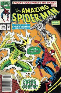 Cover Thumbnail for The Amazing Spider-Man (Marvel, 1963 series) #369 [Australian]