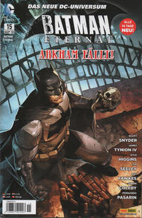 Cover Thumbnail for Batman Eternal (Panini Deutschland, 2014 series) #15