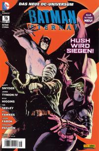 Cover Thumbnail for Batman Eternal (Panini Deutschland, 2014 series) #16