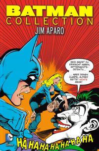 Cover Thumbnail for Batman Collection - Jim Aparo (Panini Deutschland, 2013 series) #4