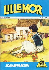 Cover Thumbnail for Lillemor (Serieforlaget / Se-Bladene / Stabenfeldt, 1969 series) #20/1990