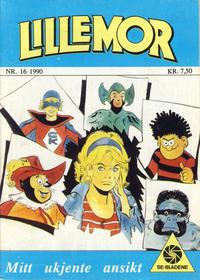 Cover Thumbnail for Lillemor (Serieforlaget / Se-Bladene / Stabenfeldt, 1969 series) #16/1990