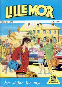 Cover Thumbnail for Lillemor (Serieforlaget / Se-Bladene / Stabenfeldt, 1969 series) #15/1990