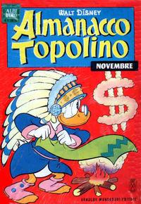 Cover Thumbnail for Almanacco Topolino (Arnoldo Mondadori Editore, 1957 series) #71