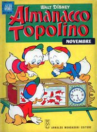 Cover Thumbnail for Almanacco Topolino (Arnoldo Mondadori Editore, 1957 series) #83