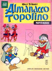 Cover Thumbnail for Almanacco Topolino (Arnoldo Mondadori Editore, 1957 series) #107