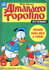 Cover Thumbnail for Almanacco Topolino (Arnoldo Mondadori Editore, 1957 series) #141