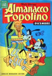 Cover Thumbnail for Almanacco Topolino (Arnoldo Mondadori Editore, 1957 series) #192