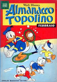 Cover Thumbnail for Almanacco Topolino (Arnoldo Mondadori Editore, 1957 series) #194