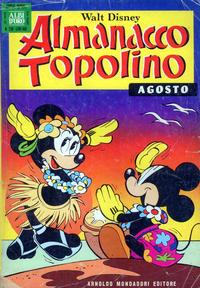 Cover Thumbnail for Almanacco Topolino (Arnoldo Mondadori Editore, 1957 series) #236