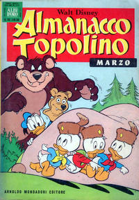 Cover Thumbnail for Almanacco Topolino (Arnoldo Mondadori Editore, 1957 series) #243