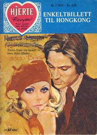 Cover Thumbnail for Hjerterevyen (Serieforlaget / Se-Bladene / Stabenfeldt, 1960 series) #7/1977
