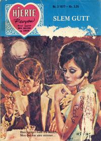 Cover Thumbnail for Hjerterevyen (Serieforlaget / Se-Bladene / Stabenfeldt, 1960 series) #3/1977
