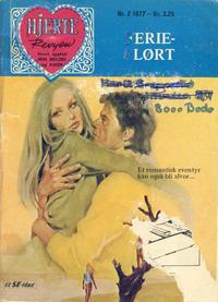 Cover Thumbnail for Hjerterevyen (Serieforlaget / Se-Bladene / Stabenfeldt, 1960 series) #2/1977