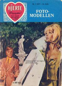 Cover Thumbnail for Hjerterevyen (Serieforlaget / Se-Bladene / Stabenfeldt, 1960 series) #1/1977