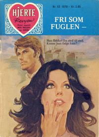 Cover Thumbnail for Hjerterevyen (Serieforlaget / Se-Bladene / Stabenfeldt, 1960 series) #53/1976