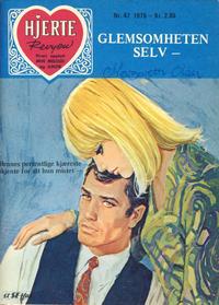 Cover Thumbnail for Hjerterevyen (Serieforlaget / Se-Bladene / Stabenfeldt, 1960 series) #47/1976