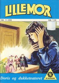 Cover Thumbnail for Lillemor (Serieforlaget / Se-Bladene / Stabenfeldt, 1969 series) #9/1990