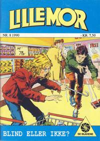 Cover Thumbnail for Lillemor (Serieforlaget / Se-Bladene / Stabenfeldt, 1969 series) #8/1990